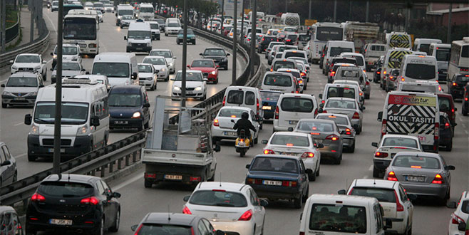 Bursalı şoförler bu yollara dikkat!