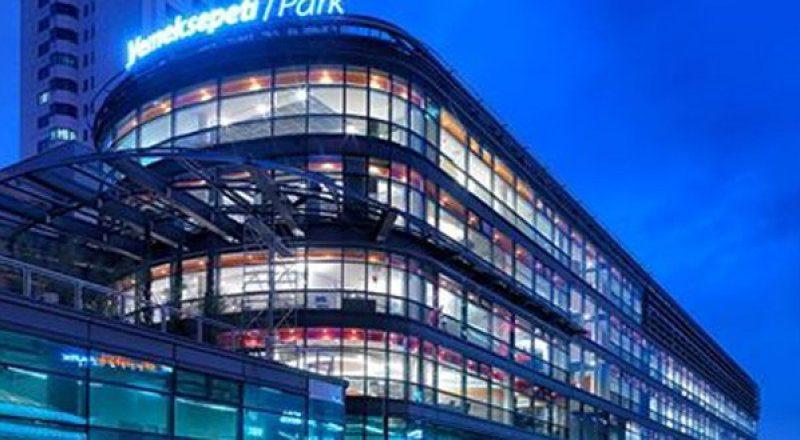 6 milyon dolarlık ofis: Yemeksepeti Park