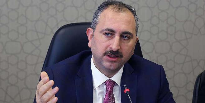 Adalet Bakanı FETÖ ve PKK'dan tutuklu sayısını açıkladı