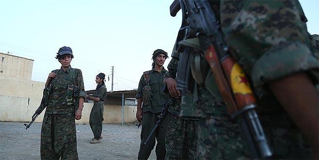 PYD/PKK Suriye'nin kuzeydoğusunda Hristiyanları kaçırıyor