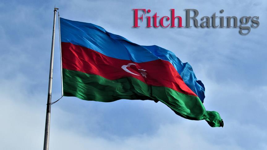 Fitch, Azerbaycan'ın görünümünü 'durağana' yükseltti