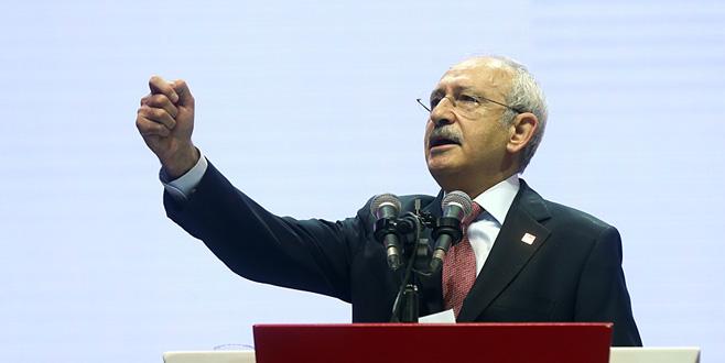 Kılıçdaroğlu: Suriye hükümetiyle derhal temasa geçin