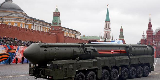 Rusya, Washington'ı korkuttu