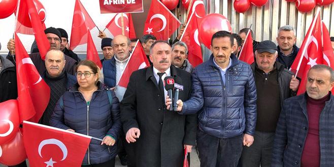 Esnaftan TSK'yabağış kampanyası