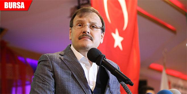 Hakan Çavuşoğlu: 'Biz buna fırsat vermeyiz'