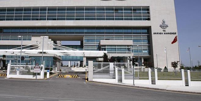 Anayasa Mahkemesinden CHP milletvekillerinin başvurusuna ret