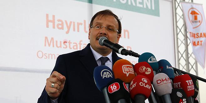 Çavuşoğlu'ndan Kılıçdaroğlu'na: 'Bu adam bir operasyon aparatıdır'
