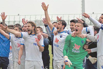 Karacabey geri döndü: 2-1