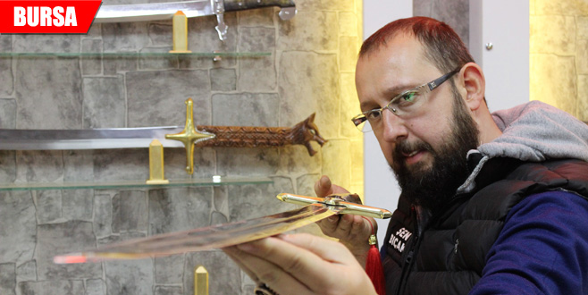 Diziler kılıç üretimini patlattı