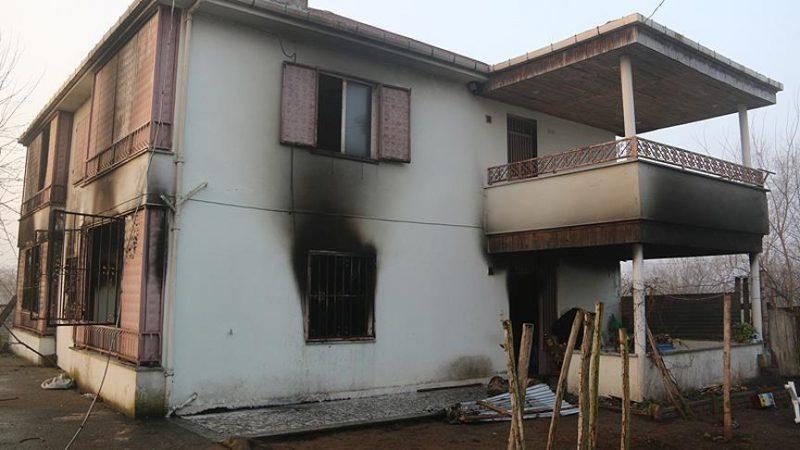 Yangın faciası: Anne ile engelli 2 kızı hayatını kaybetti