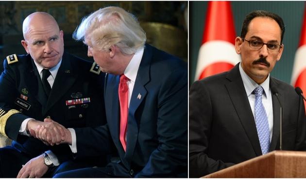 Trump'ın danışmanı ile İstanbul'da kritik görüşme
