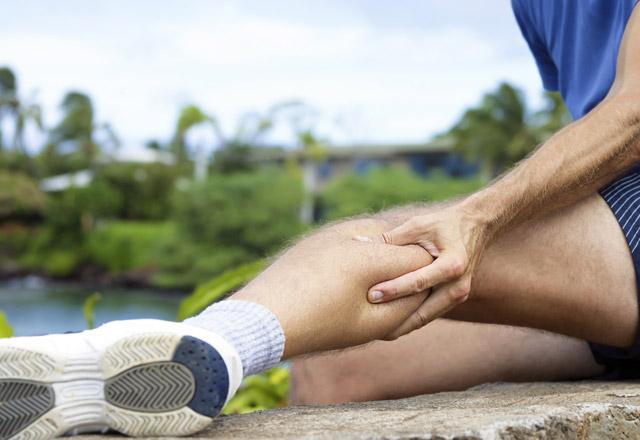 Bacağınıza kramp giriyorsa dikkat!