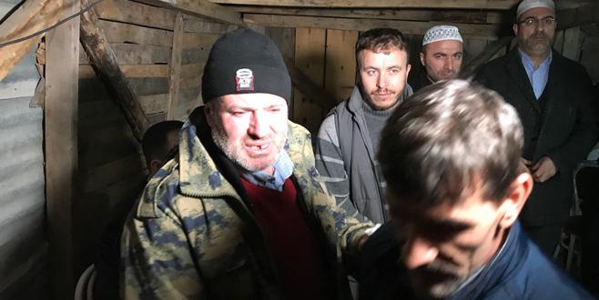 Başbakan Yardımcısı Çavuşoğlu'ndan şehit ailesine ziyaret