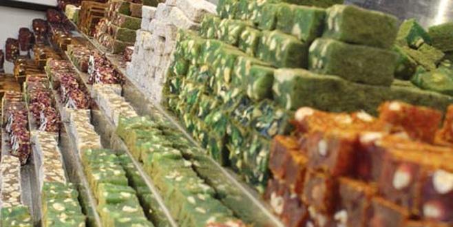 Bursa'da şekersiz lokuma talep yağıyor