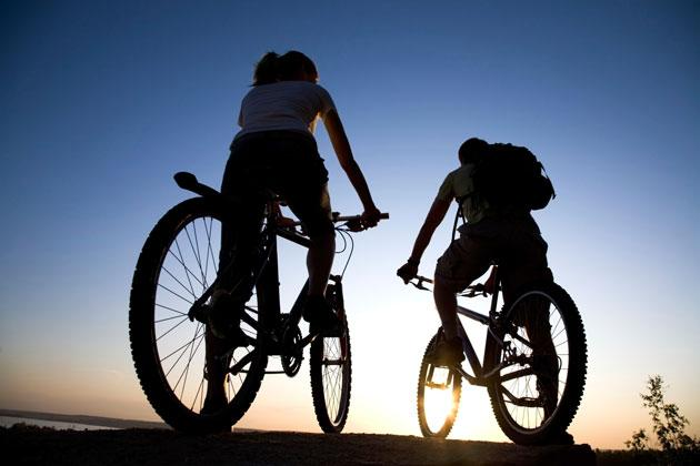Akılalmaz boşanma davası! Aralarına bisiklet girdi
