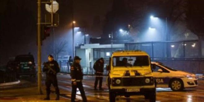 ABD Büyükelçiliği'ne bombalı saldırı