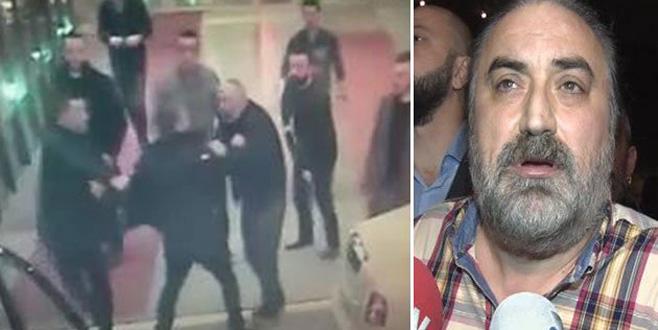 Volkan Konak'ın sahne aldığı mekanda silahlı kavga