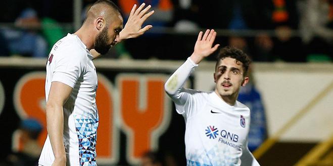 Trabzonspor geri döndü!