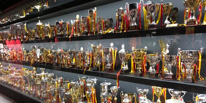 Galatasaray Stadyum Müzesi kapılarını açtı