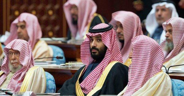 Suudi Arabistan'da kritik isimler görevden alındı!