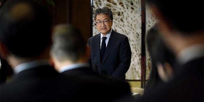 ABD'de Kuzey Kore istifası