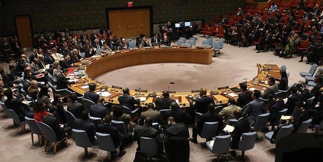 Rusya, İran'ı eleştiren BMGK tasarısını veto etti