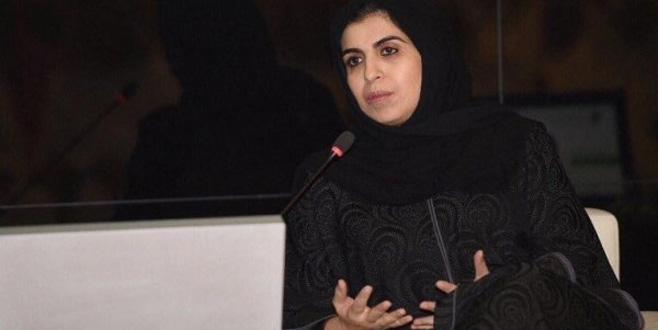 Suudi Arabistan hükümetinde bir kadın!