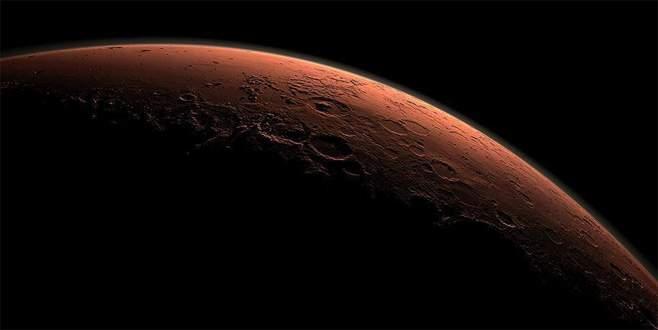 'İnsanoğlu yakında Mars'ta yürüyecek'