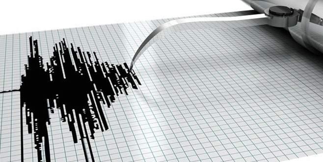 Düzce'de art arda depremler!