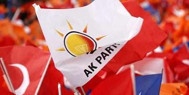 Yeni seçilen AK Parti İlçe Başkanı istifa etti
