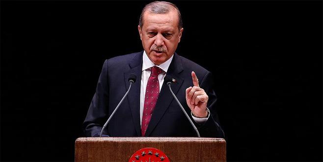 Erdoğan BM'ye sert tepki: Batsın sizin kararınız!