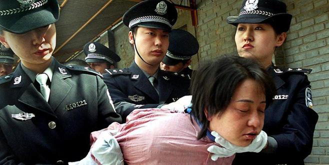 Çin'de 'garip' gözaltılar başladı