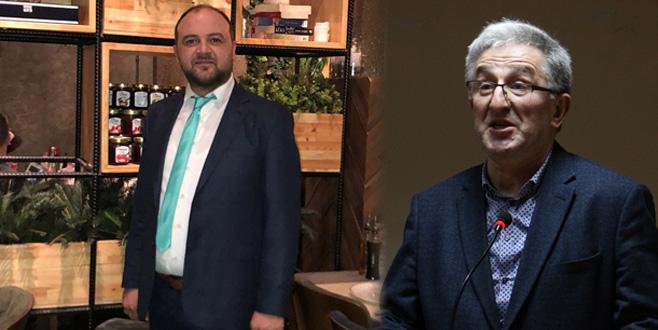 2 eski başkan veda etti