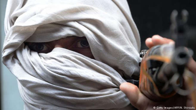 Alman 'Taliban' yakalandı