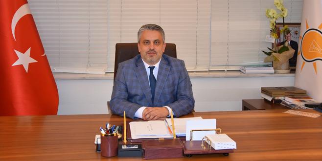 AK Parti İl'de Yürütme Kurulu belirlendi