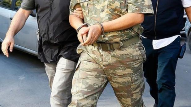 Deniz Kuvvetleri Komutanının koruması FETÖ'den tutuklandı