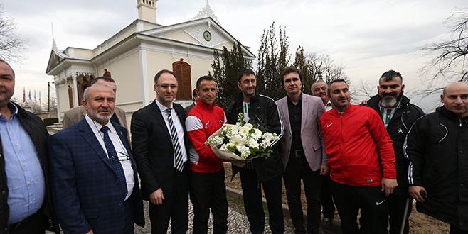 Ampute Milli Takımı, Bursa'da başarının sırrını anlattı