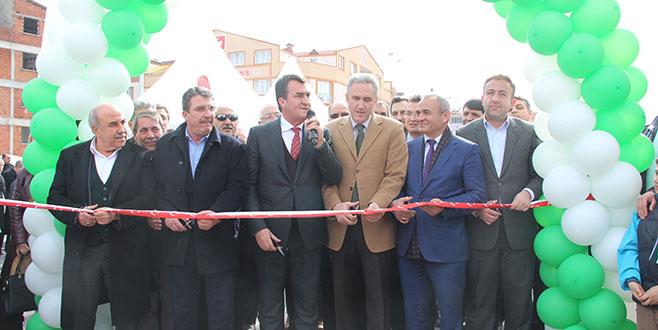 Demirtaş'a yeni pazar alanı