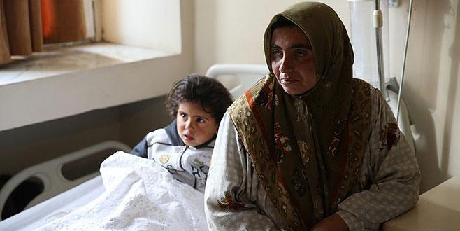 PKK'lı teröristler çocukların bulunduğu araca tanksavarla saldırdı