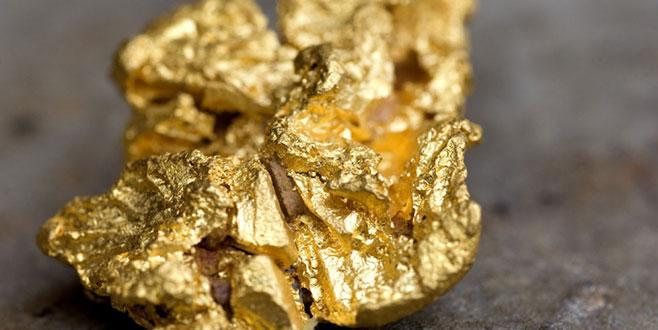 Yer 'altın'dan 8 trilyon dolar