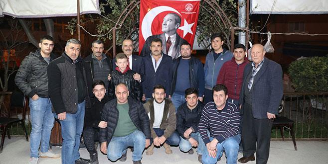 Türkyılmaz'dan akşam ziyareti