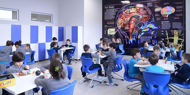 Teknoloji Fen Okulları'nda ilk 100 gün değerlendirildi