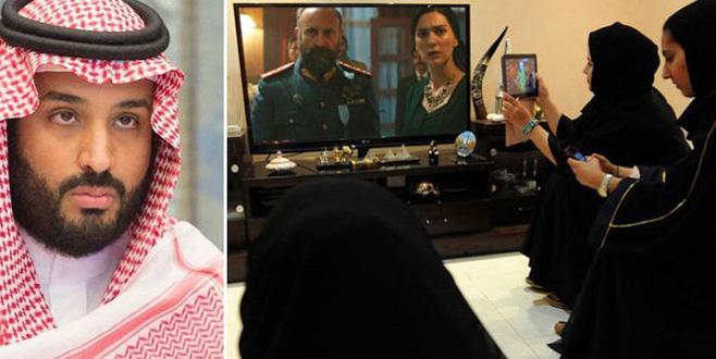 Türk dizilerini yayından prens mi kaldırdı?