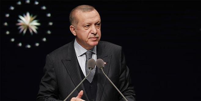 Erdoğan Afrin'de etkisiz hale getirilen terörist sayısını açıkladı