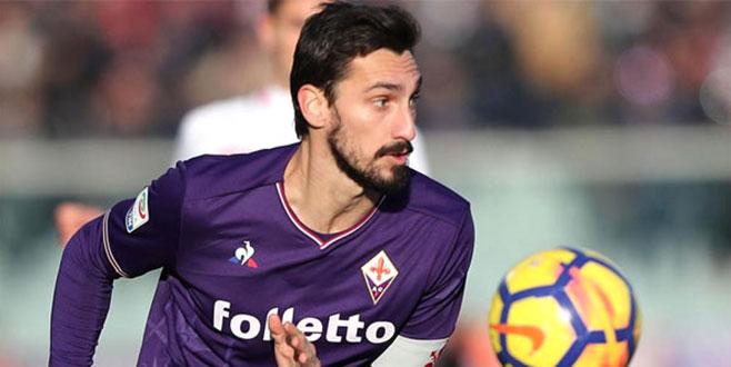 Fiorentina'dan Astori için vefa örneği