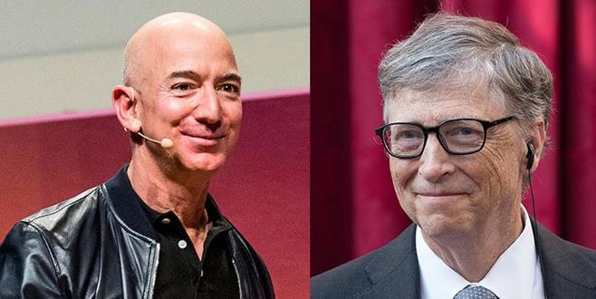 Dünyanın en zengin insanı değişti!
