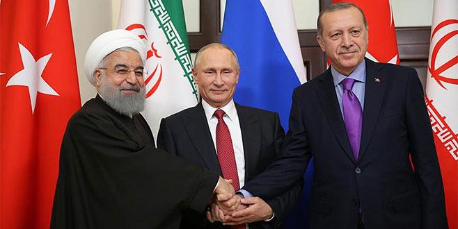Üçlü liderler zirvesi 4 Nisan'da
