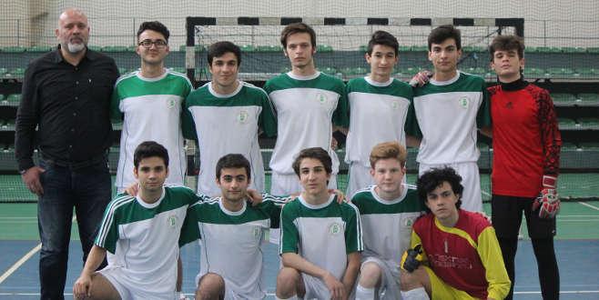 Erkek Lisesi penaltılarla 6-5