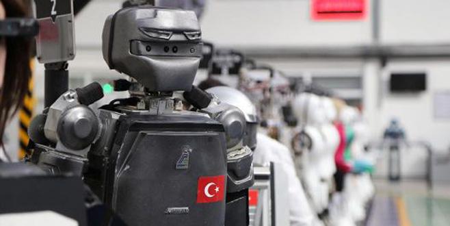'İnsansı' robot askerler görev bekliyor! Silah da kullanabilecekler…
