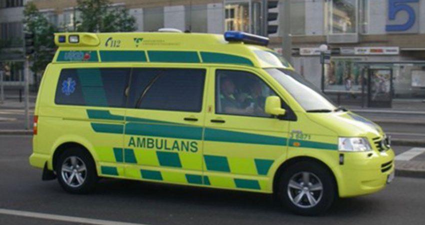 Ambulansa park cezası